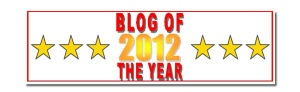 Blog of year 20121