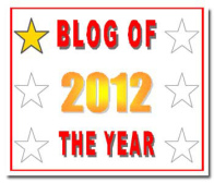 Blog of year 20122