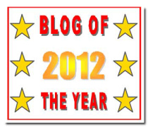 Blog of year 20123