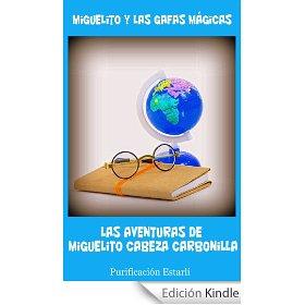 Miguelito y gafas
