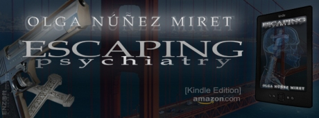 Banner for Escaping Psychiatry. By Ernesto Valdes