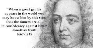Guest Classic Author Jonathan Swift Wit Satire Travels
