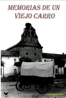 Portada de Memorias de un viejo carro de Javier Haro Herráiz
