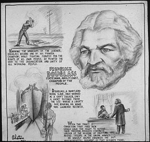 frederick douglass fight for freedom history essay The life of frederick douglass he was born in 1818 and he died in 1895 he was an american author at some point in his life frederick was an american slave in 1845 you can find a collection of his speeches.