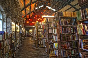 Barter bookshop (Peter Arris)