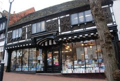 East Grindstead bookshop