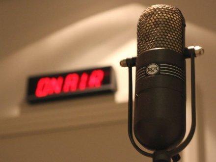 imagen de emisora de radio
