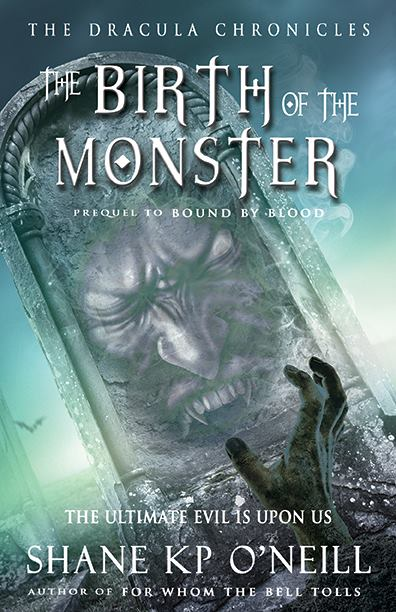 Birth Of The Monster. Cover