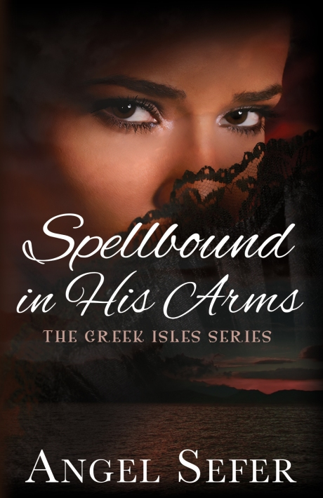Cover of 'Spellbound in His Arms'