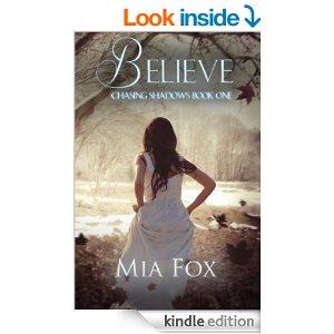 Believe by Mia Fox Cover