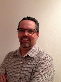 Author Brian Larson