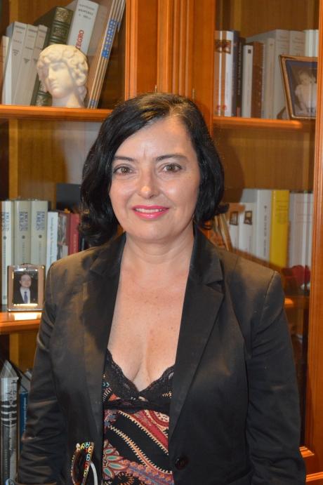Autora Rocío Castrillo