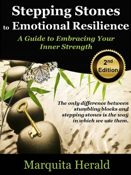 Cover of Stepping Stones to Emotional Resilience by Marquita Herald