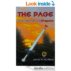 The Page by James McAllister
