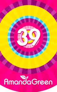 Amanda Green's 39