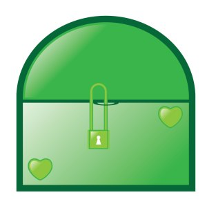 Amanda Green's logo.
