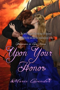 Marie Lavender's 'Upon Your Honor'