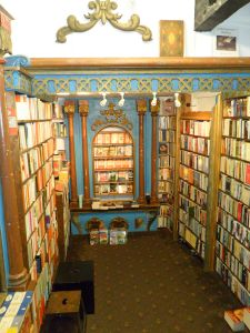 Gorgeous interior of Addyman Books