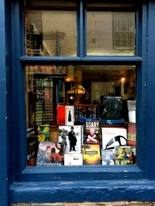 Scary's books in Hay-on-Wye, Addyman Books.