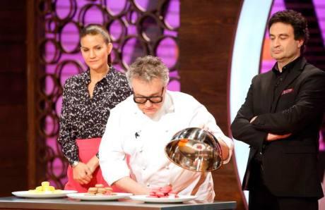 Christian Escribà en Master Chef