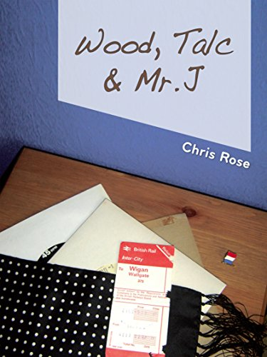 Wood, Talc and Mr.J by Chris Rose