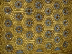 Fabulous ceiling
