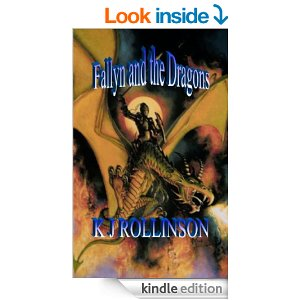 Fallyn and the Dragons by K.J. Rollinson