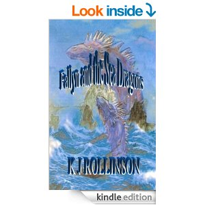 Fallyn and the Sea Dragons by K. J. Rollinson