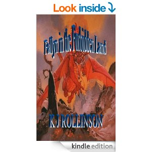 Fallyn in the Forbidden Land by K. J. Rollinson