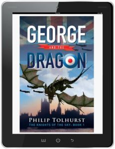 George and the Dragon by Philip Tolhurst
