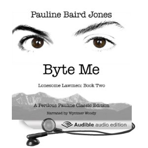 Byte Me (Unabridged) [Audio Download] by Pauline Baird Jones (Author), Wyntner Woody (Narrator)