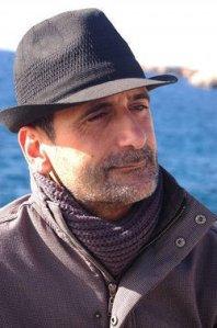 Author Jonás Cobos