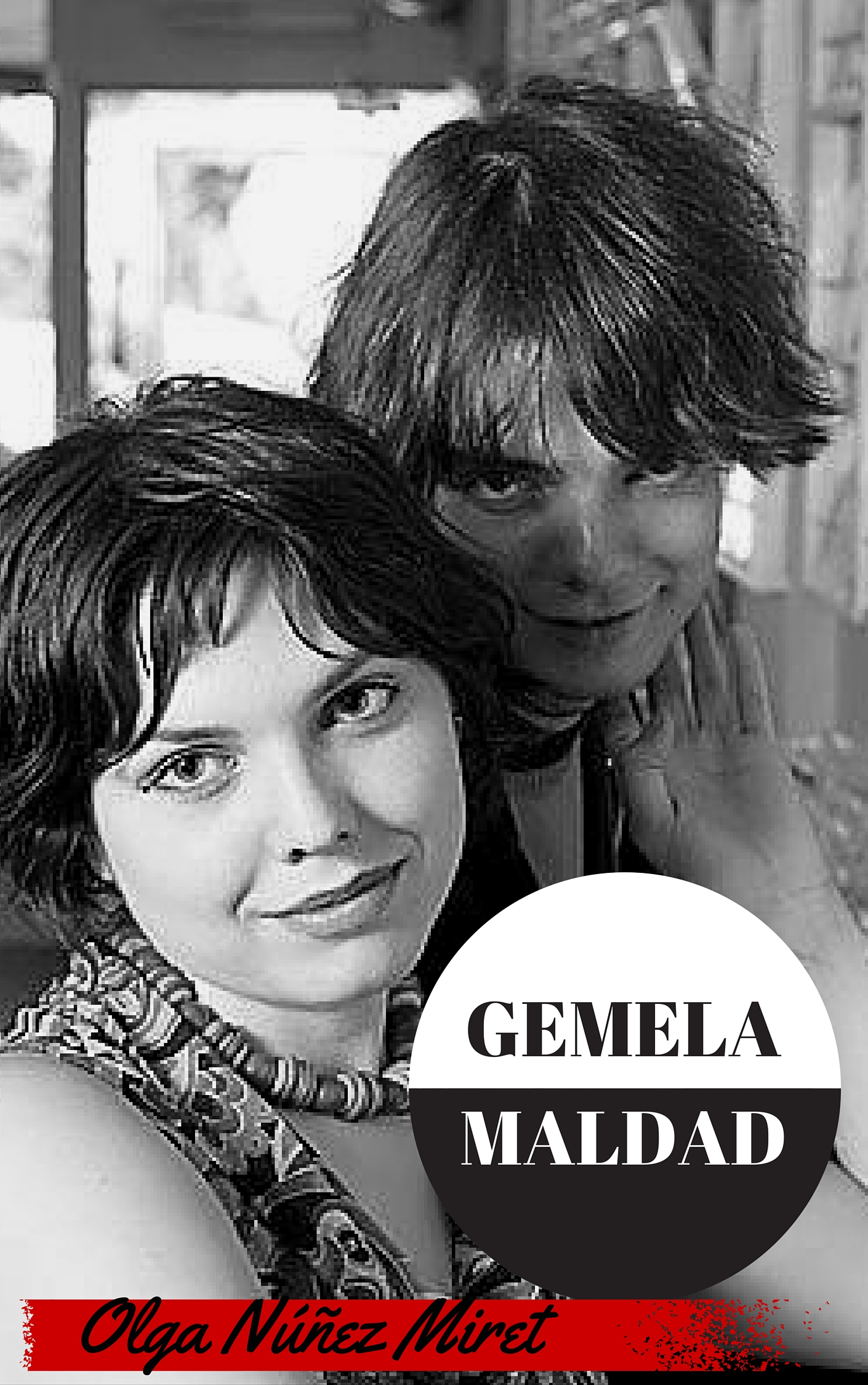 And In Spanish, Gemela Maldad