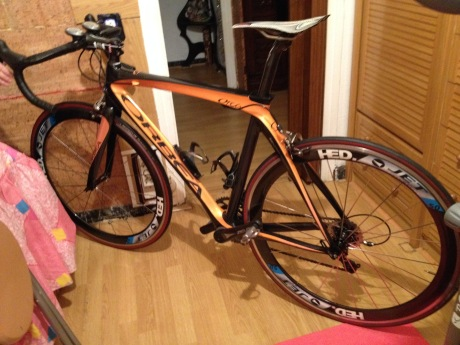 La bicicleta de mi padre
