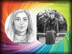 Mary Meddlemore and Martie Preller