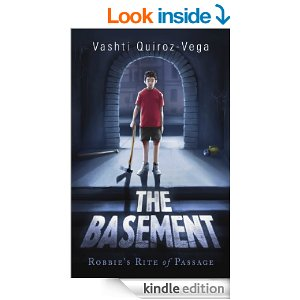 The Basement by Vashti Quiroz-Vega