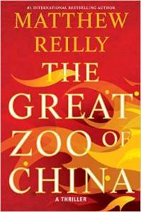 The Great Zoo of China (hardback cover)