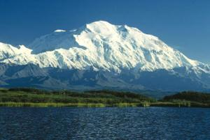 Denali. Mt. McKinley