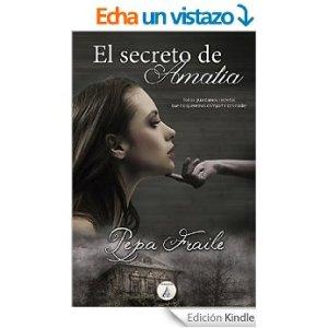 El secreto de Amalia de Pepa Fraile