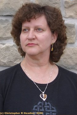 Author Kim Headlee