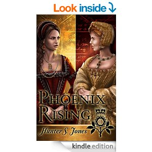 Phoenix Rising by Hunter S. Jones