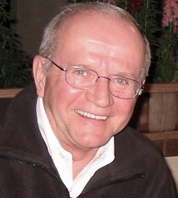 Author James Osborne