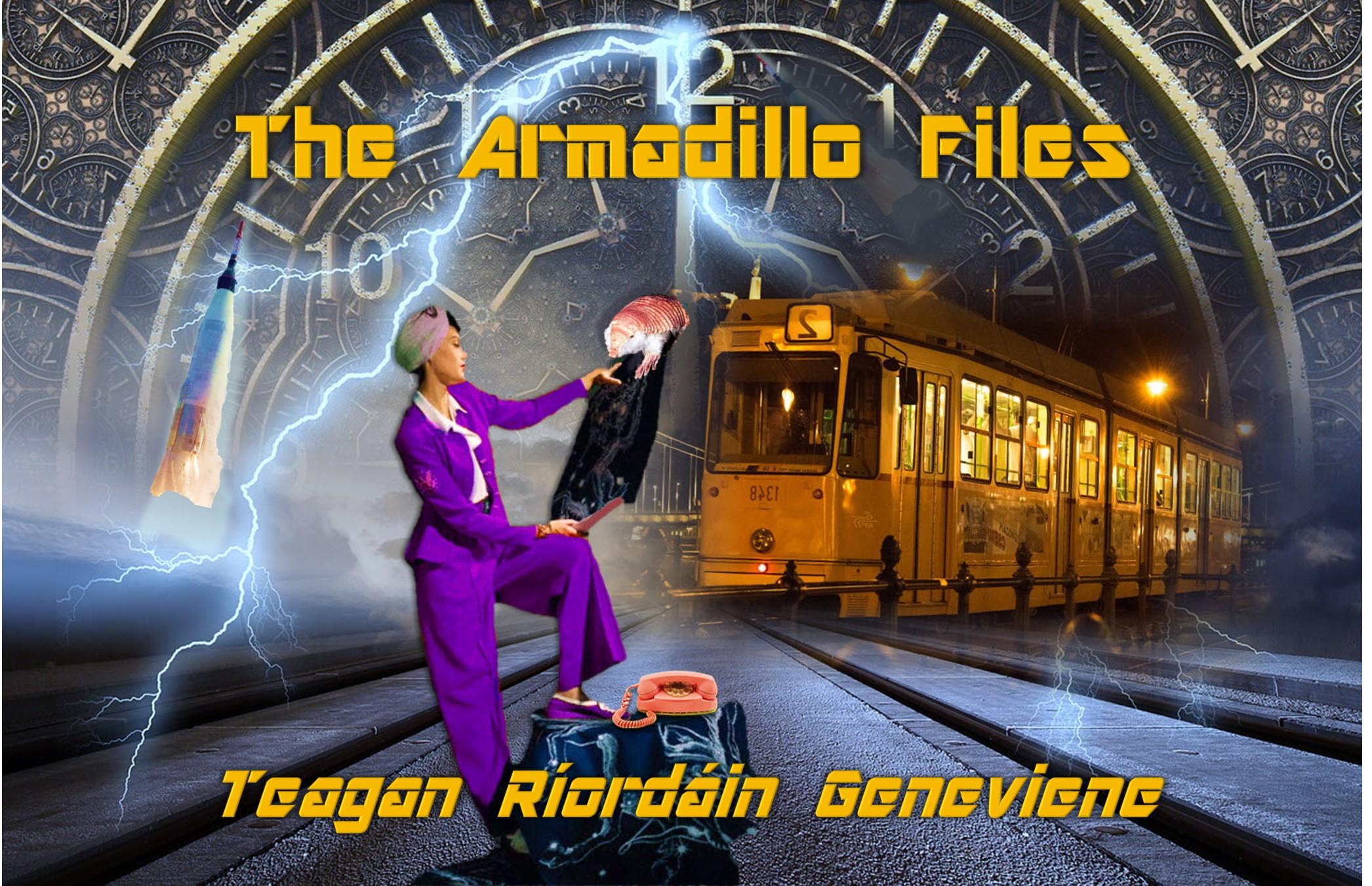 The Armadillo Files image by Teagan Ríordáin Geneviene
